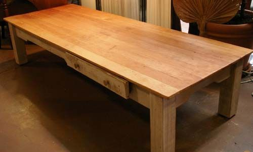 wood tables designs